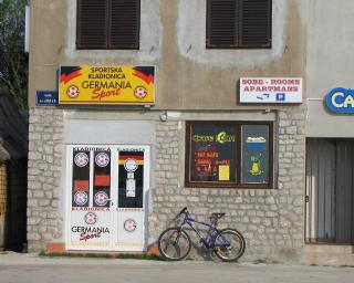 GermaniaSport,Kroatien2006